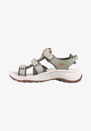 ASTORIA - Walking sandals - desert sage/castor grey