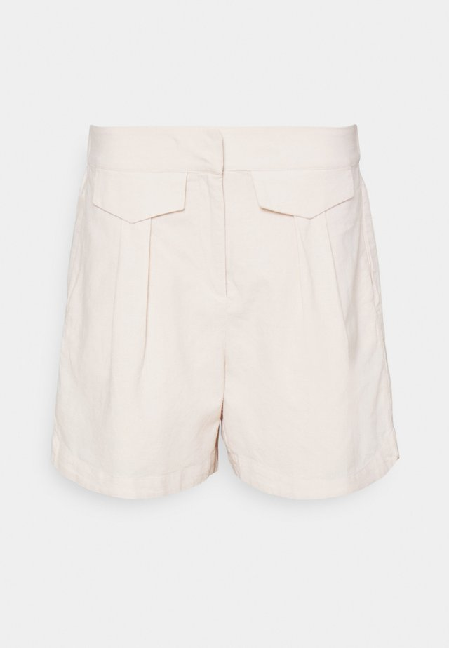 SLFCECILIE PETITE - Shorts - sandshell