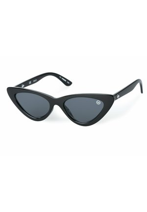 PLAIN - Sunglasses - black