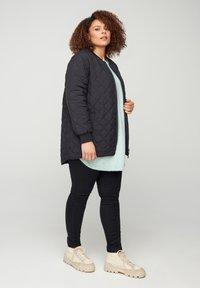 Zizzi - Light jacket - black - 1