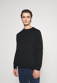 Newport Bay Sailing Club - CREW - Sweter - black - 0