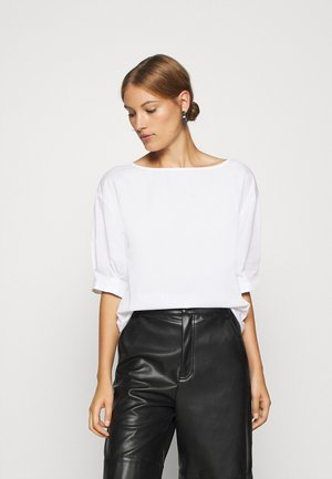 ELLY BLOUSE - Camicetta - white