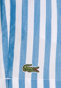 Lacoste - Swimming shorts - ibiza/white - 2