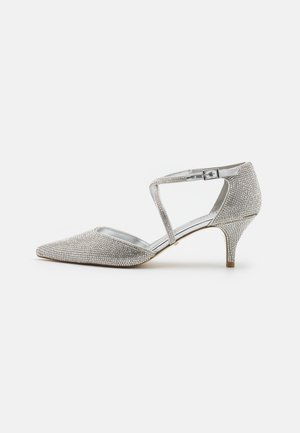 Classic heels - silver