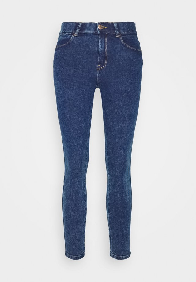 LEXY - Jeansy Skinny Fit - coastal blue wash