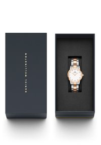 Daniel Wellington - Iconic Link Lumine – 28mm - Orologio - rose gold - 4