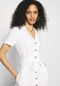 Esprit - Shirt dress - white - 3