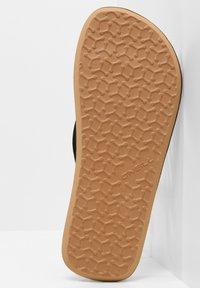 O'Neill - T-bar sandals - blackout  a - 4