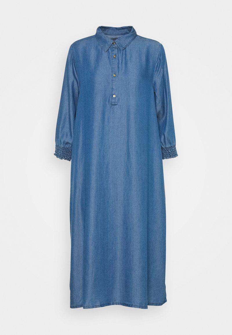 Culture - MINDY DRESS - Maxi dress - light blue wash