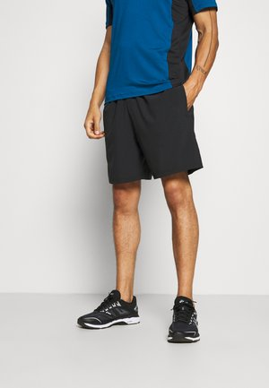 VANCLAUSE - Sports shorts - black