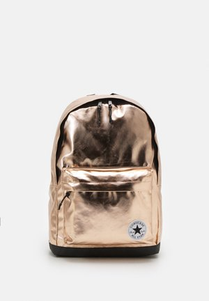 METALLICS DAYPACK UNISEX - Rugzak - metallic red bronze