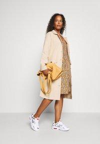 Rich & Royal - DRESS WITH SHINY DETAILS - Denní šaty - deep blue - 1