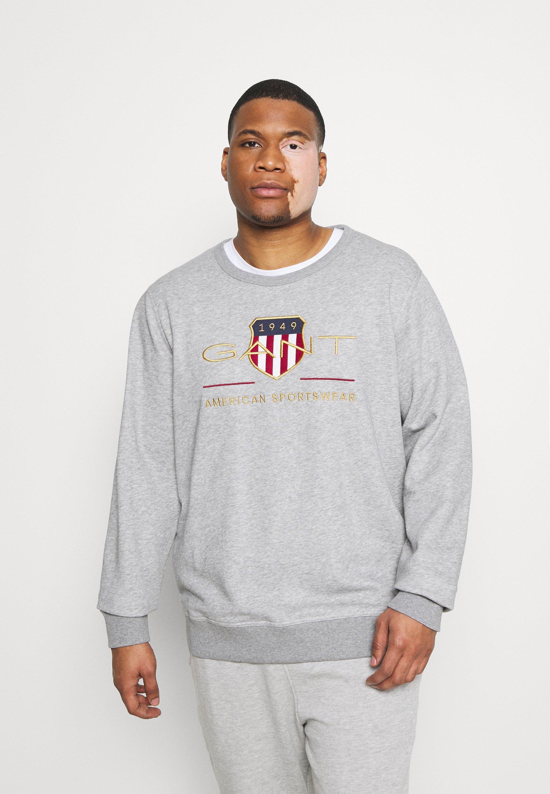 Men PLUS ARCHIVE SHIELD - Sweatshirt