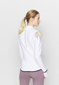 adidas Performance - Sweatshirt - white - 2