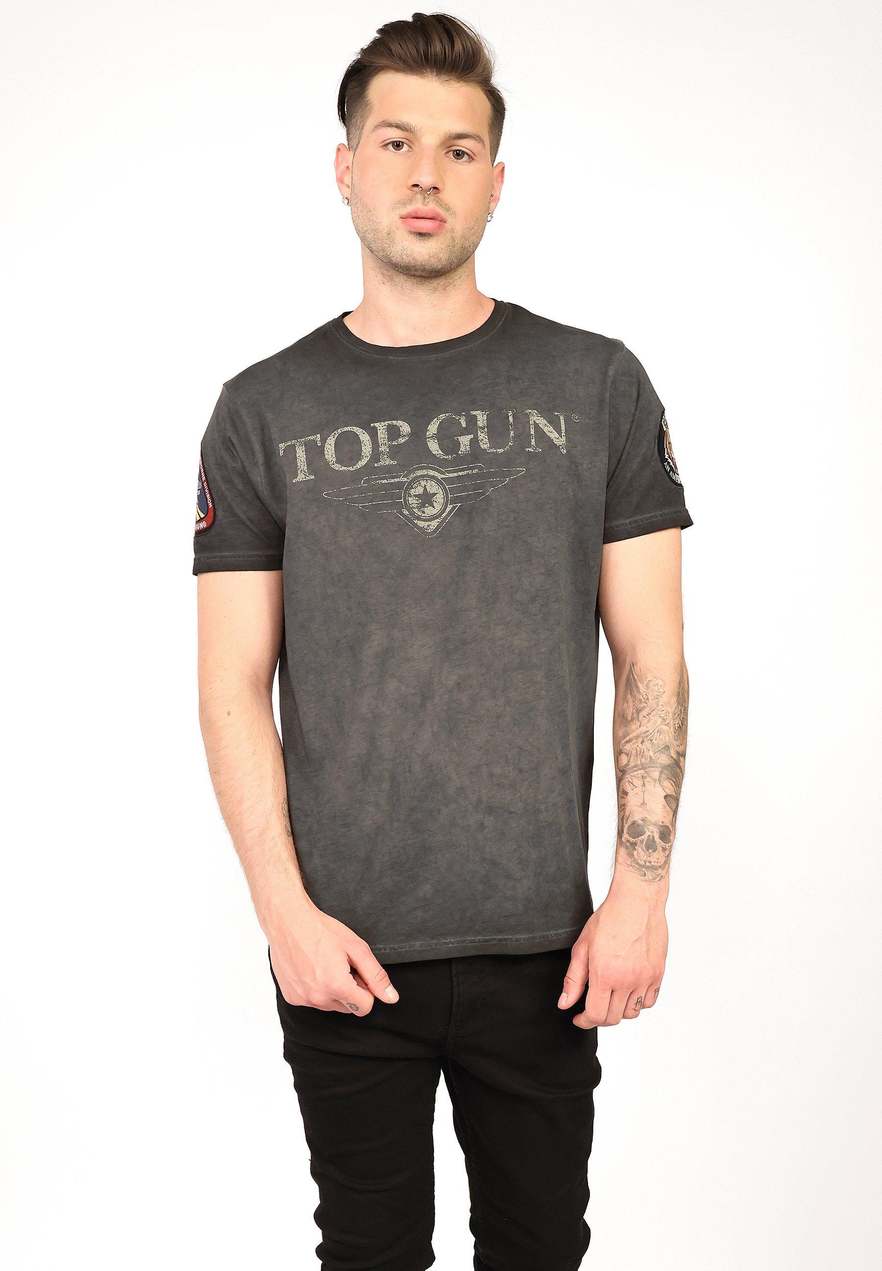 Herren SCHRIFTZUG - T-Shirt print