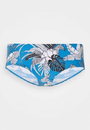 TULUM BEACH SEXY HIPSTER - Bikini bottoms - blue