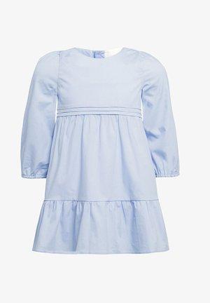 MIT PUFFÄRMEL - Day dress - light blue