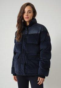 Napapijri - A-KAMPPI - Winter jacket - blu marine - 0