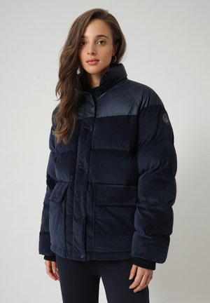 A-KAMPPI - Winter jacket - blu marine