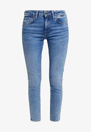 ADRIANA - Jeans Skinny Fit - indigo retro