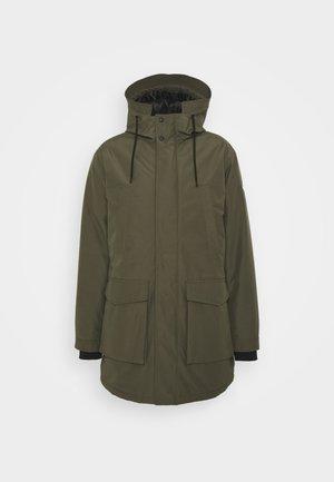 Cappotto invernale - military