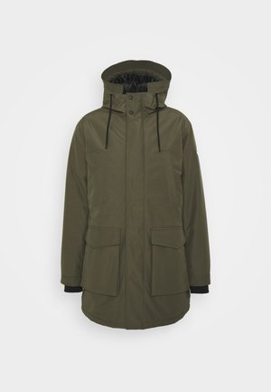 Winter coat - military