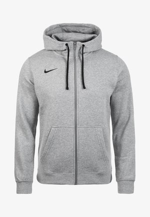 CLUB19 HERREN - Zip-up hoodie - dark grey