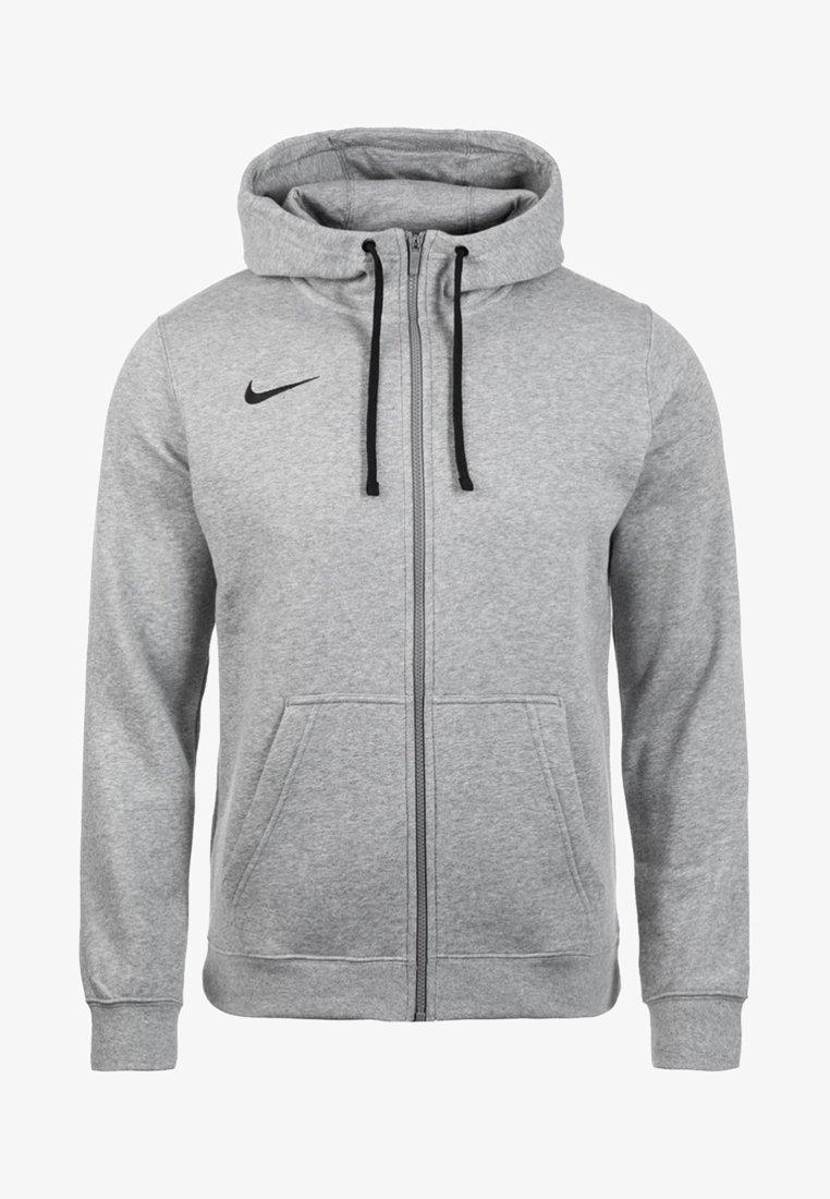 Nike Performance - CLUB19 HERREN - Zip-up hoodie - dark grey