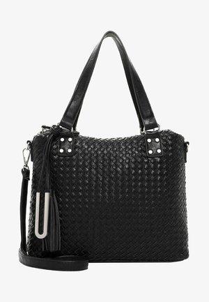 FALINA - Tote bag - black