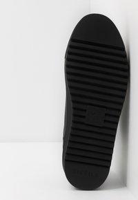 SIKSILK - GRAVITY - Sneakers laag - black - 4