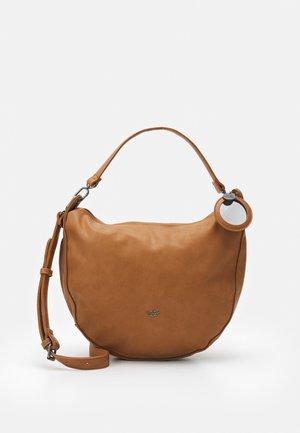 NORIE - Handbag - caramel