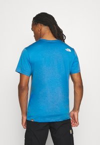 The North Face - STANDARD TEE - Print T-shirt - clear lake blue - 2