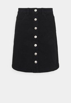 PCPAIGE SKIRT - A-line skirt - black