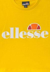 Ellesse - NICKY - Camiseta estampada - yellow - 2