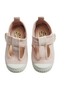 Mango - AURORA - Touch-strap shoes - rose clair - 1