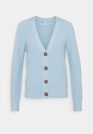 BLISSA  - Cardigan - powder blue