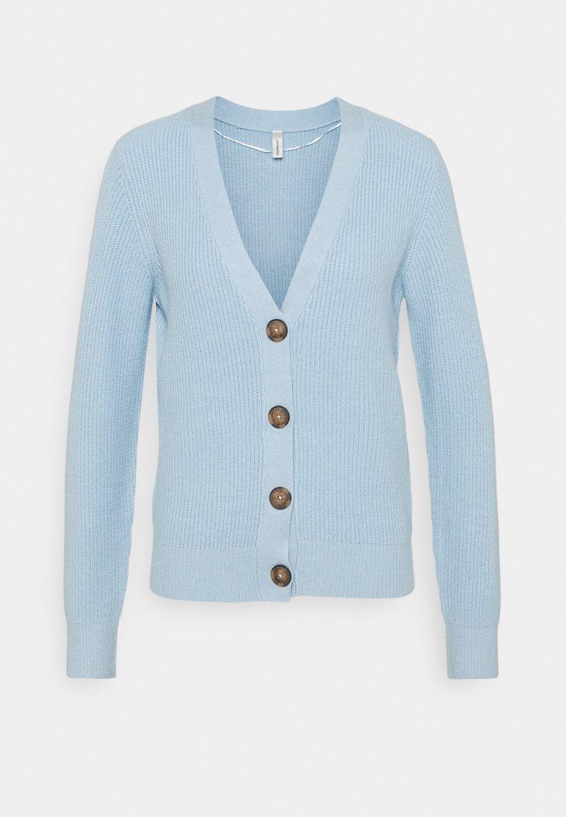Soyaconcept - BLISSA  - Cardigan - powder blue