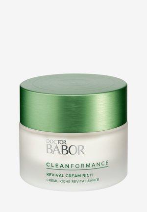 DOC CLEAN REVIVAL CREAM RICH - Face cream - -