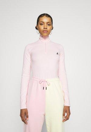 ARIZONA BODY SUIT - Long sleeved top - light pink