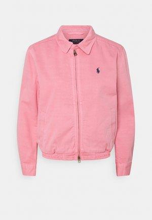 MONTAUK - Denim jacket - ribbon pink