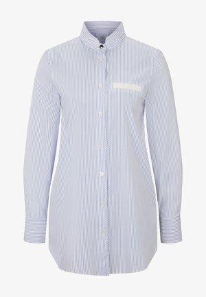 GIULIA - Overhemdblouse - weiß/blau
