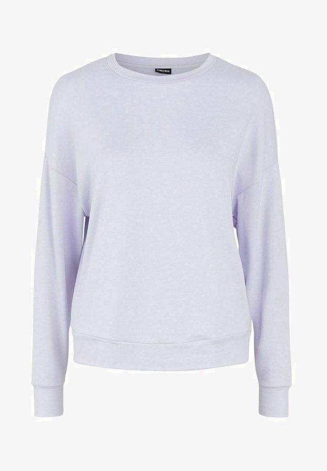 Bluza - purple heather
