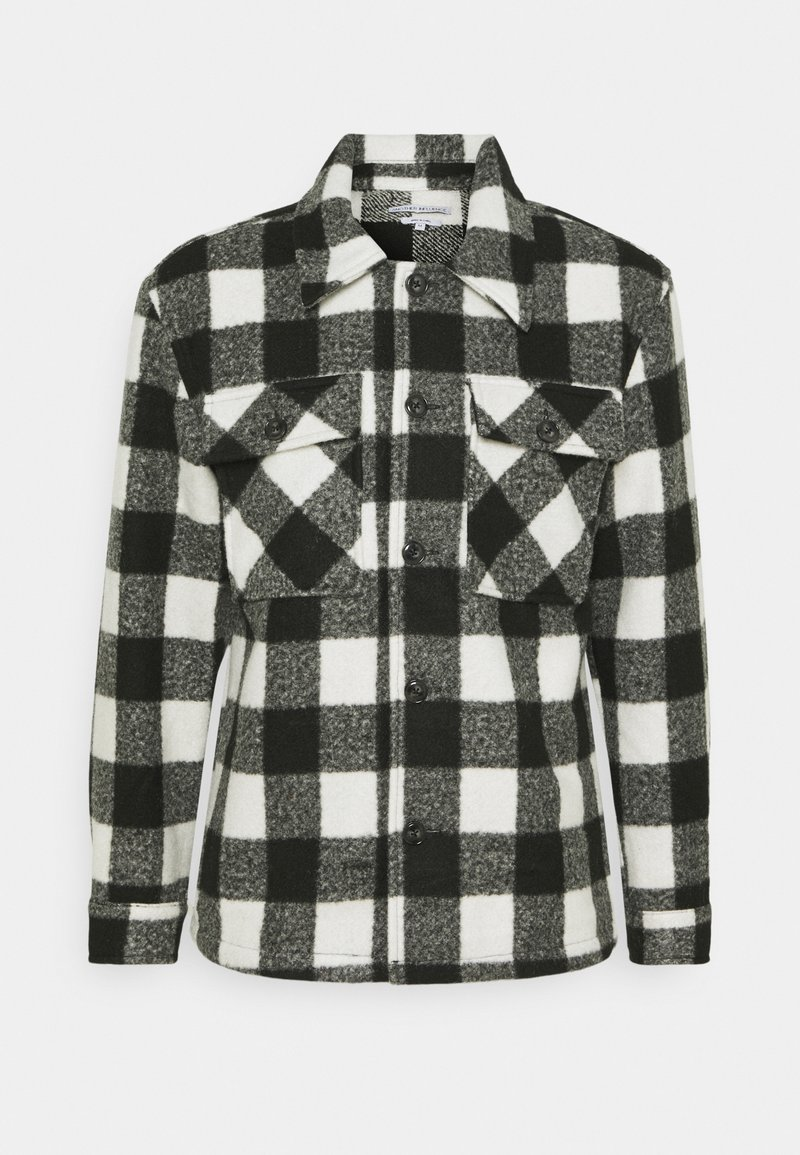 Another Influence - DYLAN JACKET - Summer jacket - black
