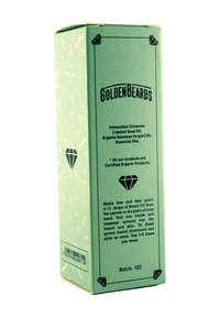 Golden Beards - BEARD OIL - Baardolie - arctic - 2