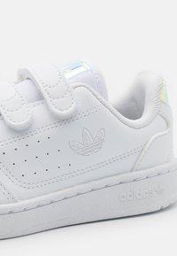 adidas Originals - NEW YORK CITY 90 UNISEX - Trainers - footwear white - 5