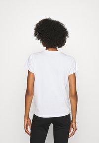 Polo Ralph Lauren - BEAR SHORT SLEEVE - T-shirt con stampa - white - 2
