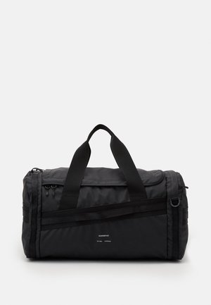 LEOPOLD - Weekend bag - black