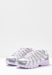 Nike Sportswear - P-6000 - Sneakers - barely grape/metallic silver/hyper violet/electric green - 4