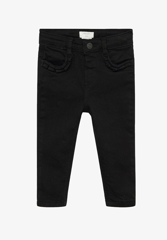 MIA - Jean slim - black denim