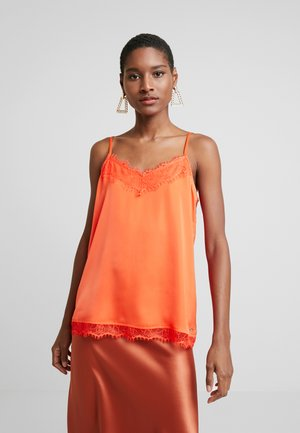 CAMISOLE - Top - signal red